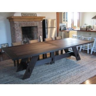 Large Dining Room Tables Seats 10 for 2020 - Ideas on Fot