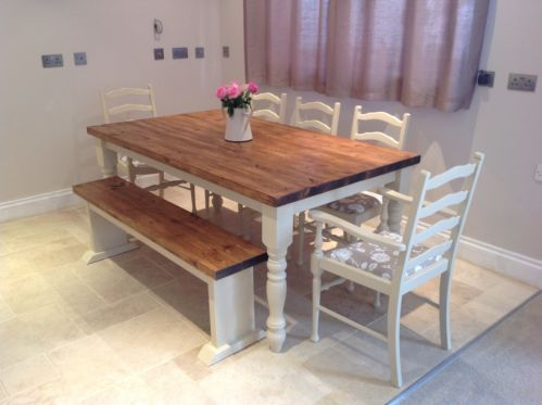 10 seater dining table with ben