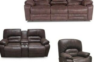 Franklin Furniture - Legacy 3 Piece Reclining Living Room Set in .