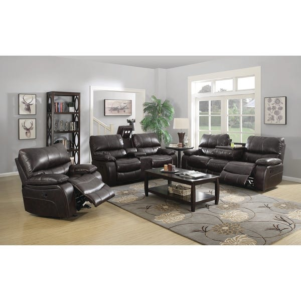 Shop Willemse 3-piece Reclining Living Room Set - On Sale .