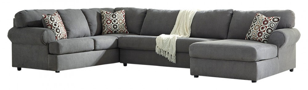 Jayceon - 3-Piece Sectional with Chaise | 64902S2/17/34/66 .