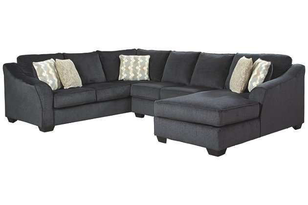 Eltmann 3-Piece Sectional with Chaise | Ashley Furniture HomeSto
