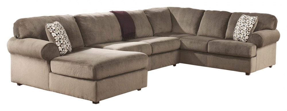 Jessa Place - Jessa Place 3-Piece Sectional with Chaise | 39802S2 .