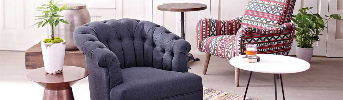 Choosing Comfortable Chairs for Small Spaces | World Mark