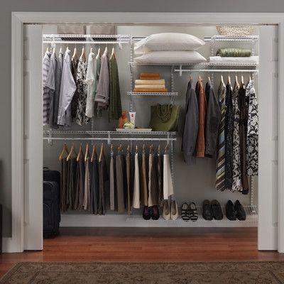 Adjustable Closet Organizer System