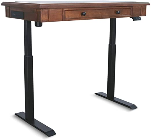 Amazon.com: AITERMINAL Electric Standing Desk Single Motor 49.2 x .