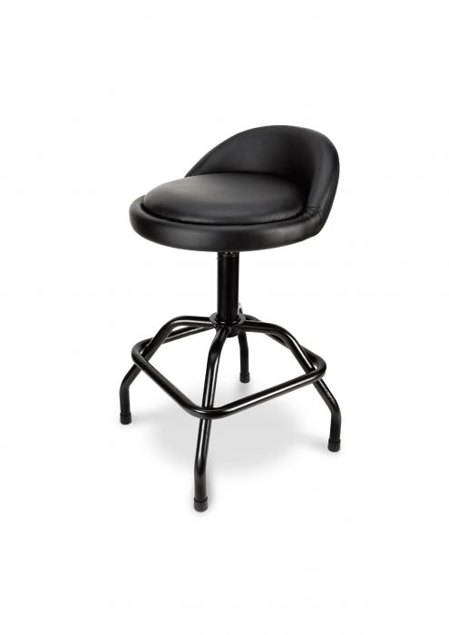 Low Back Adjustable Swivel Bar Stool 660