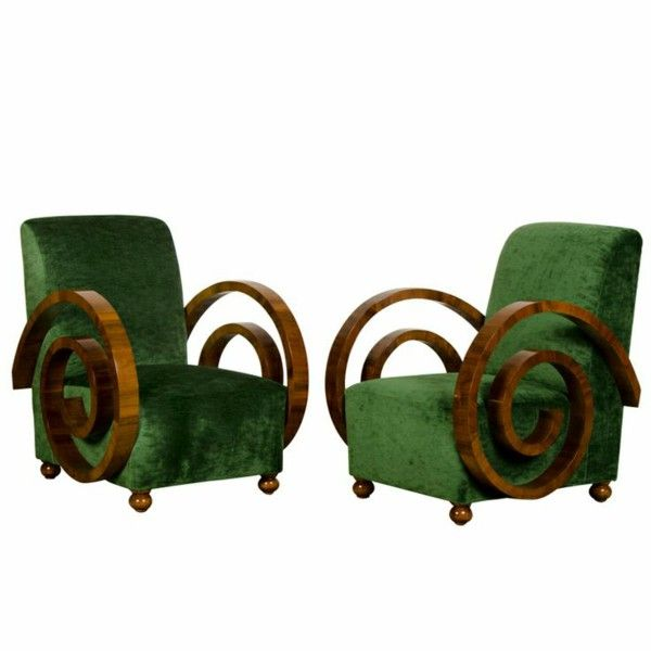 Art Deco Style And Its History - Art Deco Furniture And Lamps .