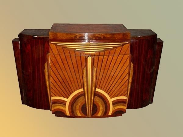 Antique Art Deco Furniture