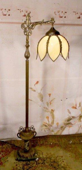 Antique Bridge Lamps - Ideas on Fot