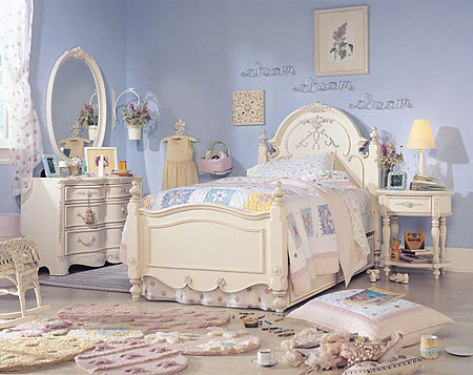 Antique white bedroom furniture for girls | Home Decor & Interior .