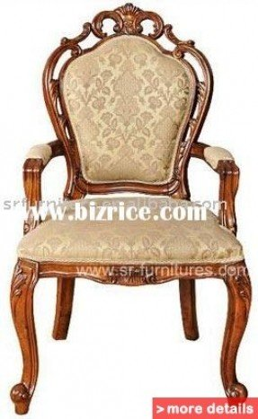 Wood Antique Arm Chairs - Ideas on Fot