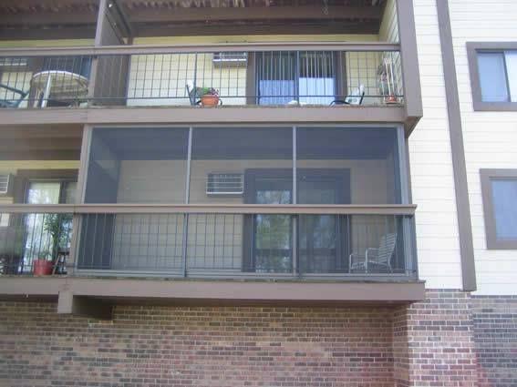 Screen In Apartment Balcony | Patio screen enclosure, Screen .