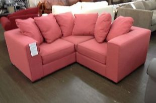 Pottery Barn West Elm Walton Sofa Sectional couch apartment size .