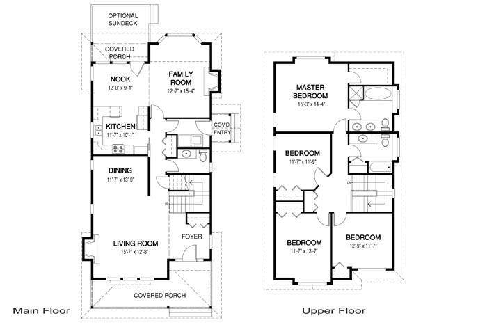Architectural Design Home Pla