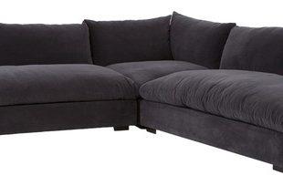 Armless Sectional Sofa – Home Interior Design Ide