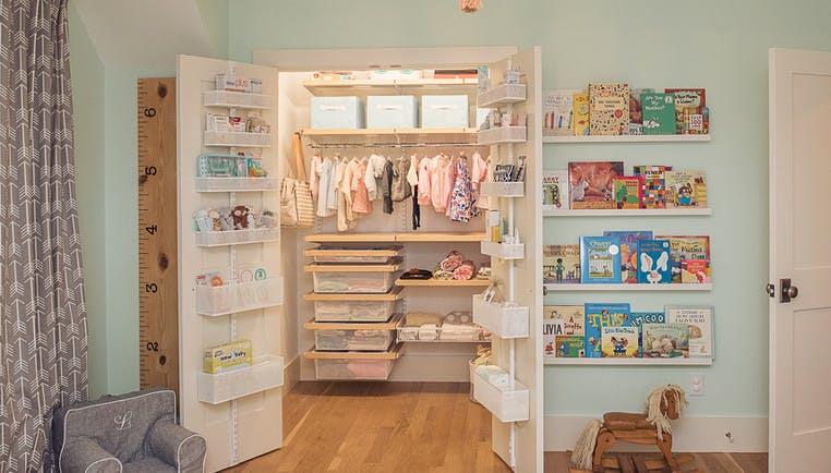 Baby Closet Organization Ideas - How To Organize A Baby Closet .
