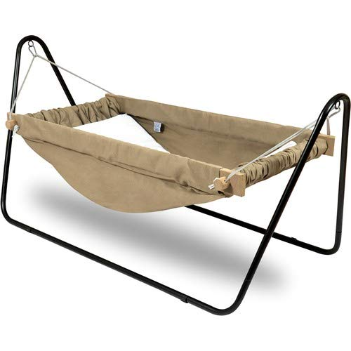 Amazon.com : Tubibu Baby Hammock Cradle 100% Cotton Cribs Travel .