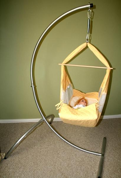 Baby Hammock Metal Stands Recalled by MamaLittleHelper Due to Fall .