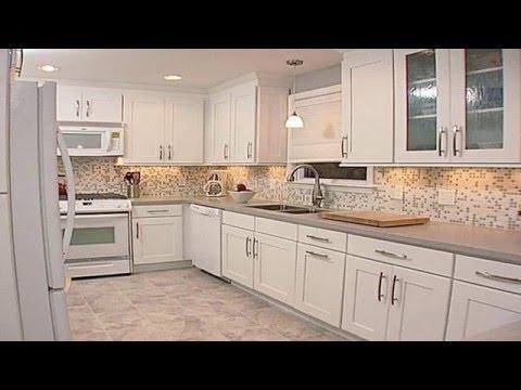 Kitchen Backsplash Ideas With White Cabinets - YouTu