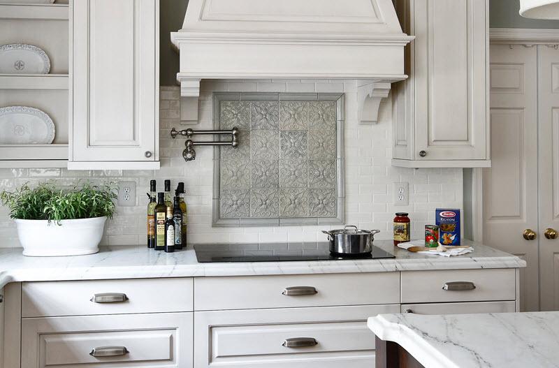 Kitchen Backsplash Inspiration | Kitchen Design in Maryland & Virgin