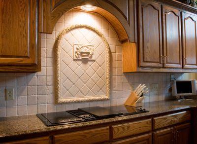 30 Amazing Design Ideas for Kitchen Backsplash