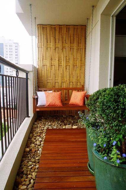 55+ Apartment Balcony Decorating Ideas | Small balcony design .