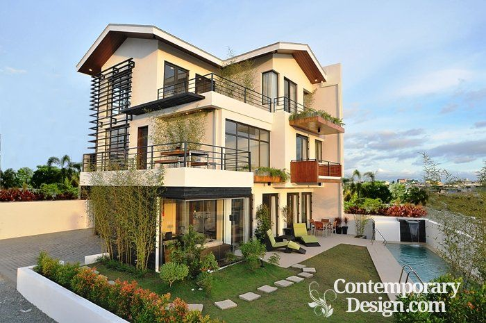 Front balcony designs in 2020   Philippines house design .