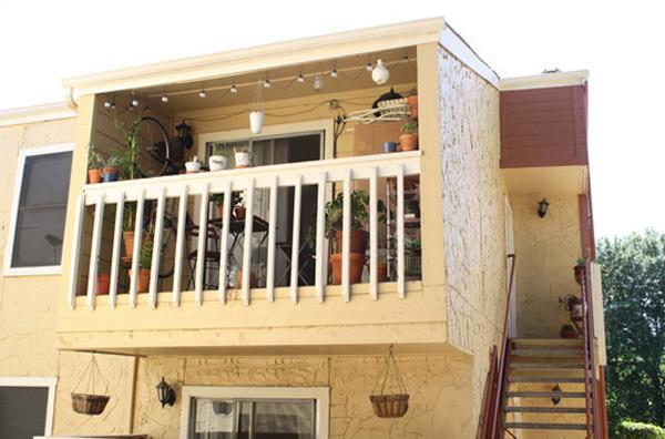 Balcony Design For Small Hou