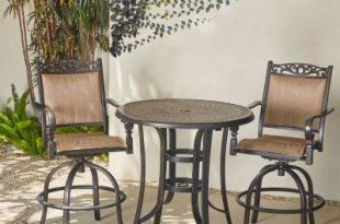 Royal Garden - Counter Height - Patio Dining Furniture - Patio .