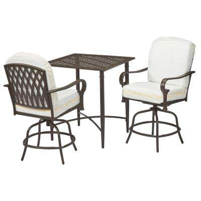 Yes - Mediterranean - Metal - Patio Dining Furniture - Patio .