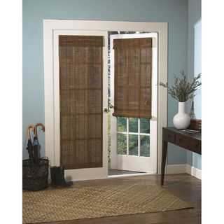 Bamboo Shades For French Doors