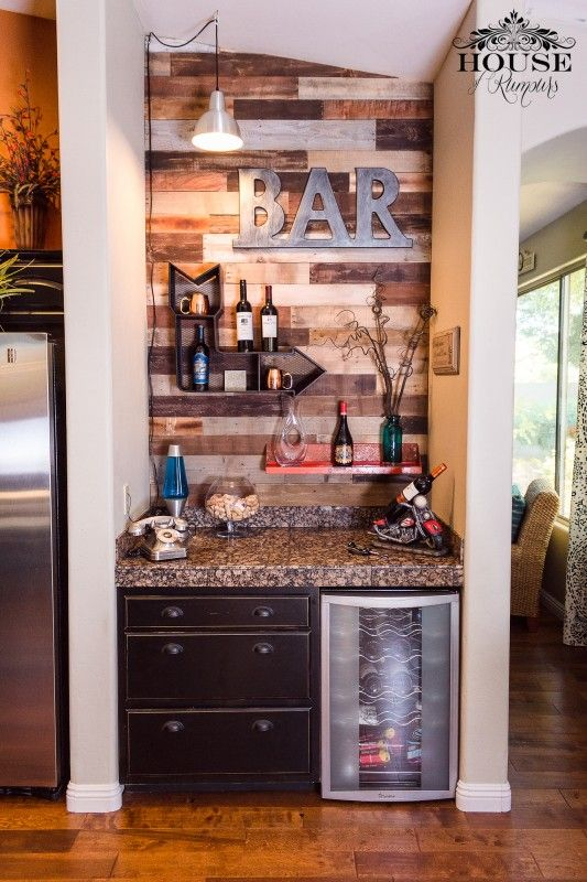 34+ Awesome Basement Bar Ideas and How To Make It With Low Bugdet .
