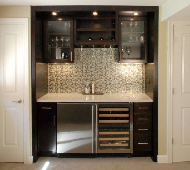 Wet Bar Ideas For Small Spaces Ideas | Home bar designs, Wet bar .