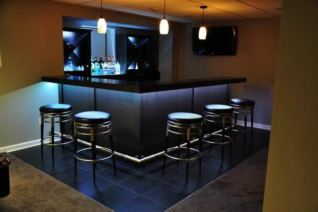 Wet Bar Designs For Small Spaces of Bar Designs For Small Spaces .