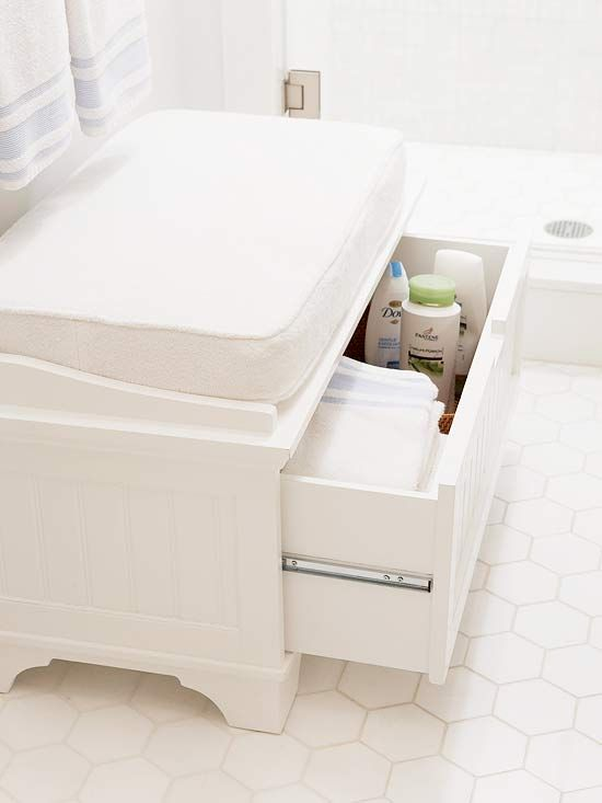 Ultimate Storage-Packed Baths | Bathroom design small, Bathroom .