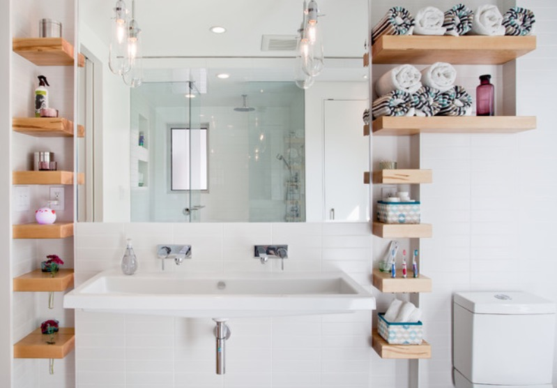 Space-Saving Products for Your Small Bathroom - Fresho
