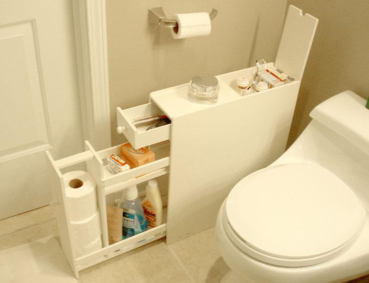 Bathroom Cabinet for Narrow Spac