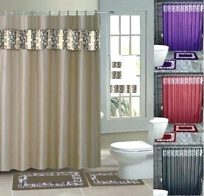 complete bathroom sets with shower curtains – michigansingles.in