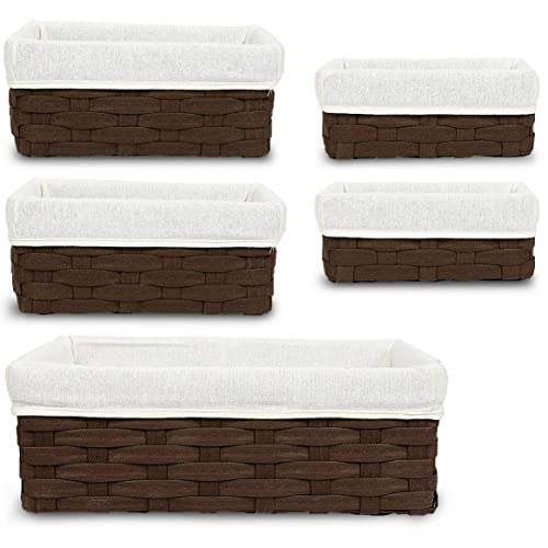 Bathroom Storage Baskets: Amazon.c