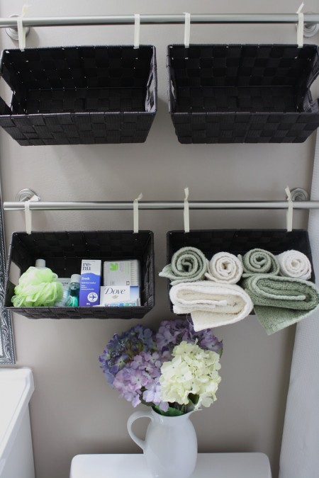 42 Bathroom Storage Hacks That'll Help You Get Ready Fast