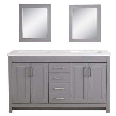 Bathroom Vanities with Tops - Bathroom Vanities - The Home Dep