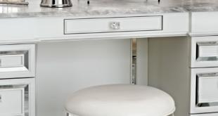 Bailey Swivel Vanity Stool (With images)   Bathroom vanity chair .