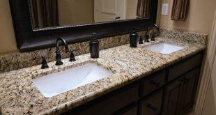 Looking for custom bathroom vanity tops with sinks in Atlant