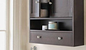 Bathroom wall cabinet … | Bathroom wall storage, Bathroom cabinets .