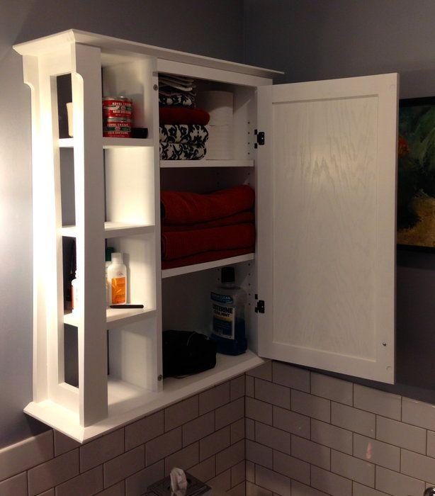 Bathroom wall cabinet - exactly what i want!   Bathroom wall .