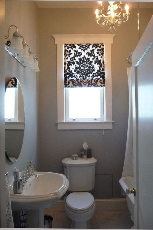 Bathroom Window Blinds Ideas
