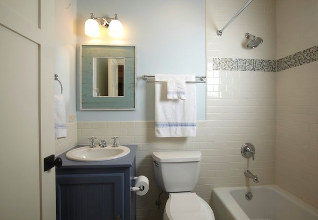 Small Bathroom Ideas - 5 Space-Smart Strategies - Bob Vi