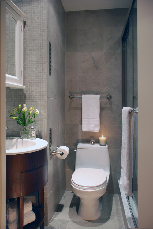12 Design Tips To Make A Small Bathroom Bett