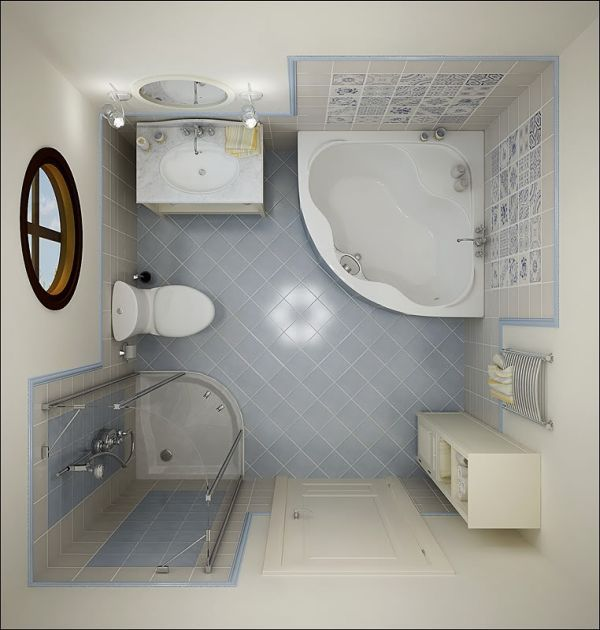 Bathroom Ideas For Small Bathroom: Decor Your Small Bathroom .